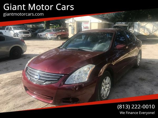 2010 Nissan Altima For Sale In Tampa Fl Offerup