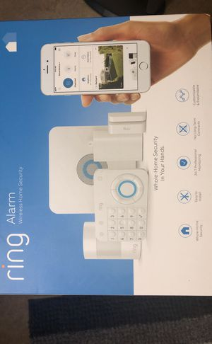 Ring alarm wireless home security for Sale in Kissimmee, FL