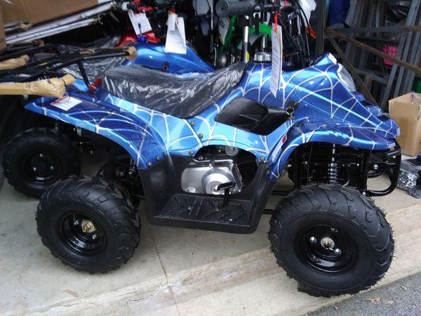 110cc 2020 tao motor atv quad 4 wheeler new