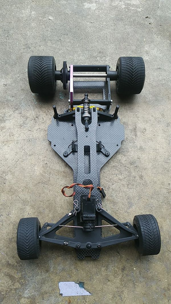 Rare Duratrax Delphi Indy RC car for Sale in Unionville, NC - OfferUp