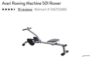 Rowing Machine For Sale >> New And Used Rowing Machine For Sale In Des Moines Ia Offerup