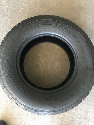 Falken Wild peak h/t LT265-70-17 for Sale in Dallas, TX