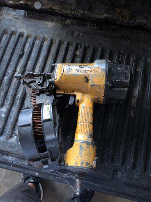 Bostitch nail gun for Sale in Winter Park, FL