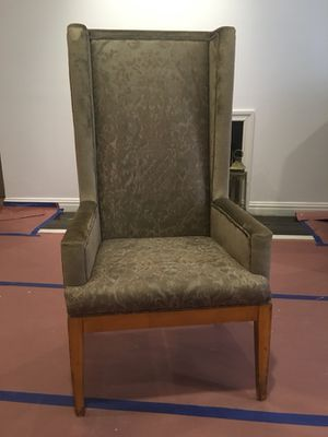 Imported Hand crafted chair for Sale in New York, NY