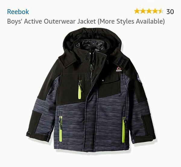 ec1261b8e4a1 Boys Reebok Systems Jacket for Sale in Batavia