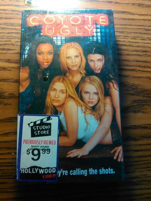 Coyote ugly VHS TAPE for Sale in Cahokia, IL
