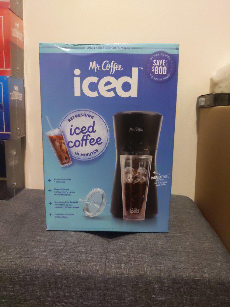 Brand New Mr Coffee Iced Coffee Maker