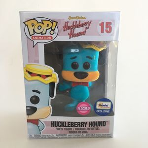 Funko Pop! Huckleberry Hound Flocked Gemini Exclusive for Sale in Tolleson, AZ