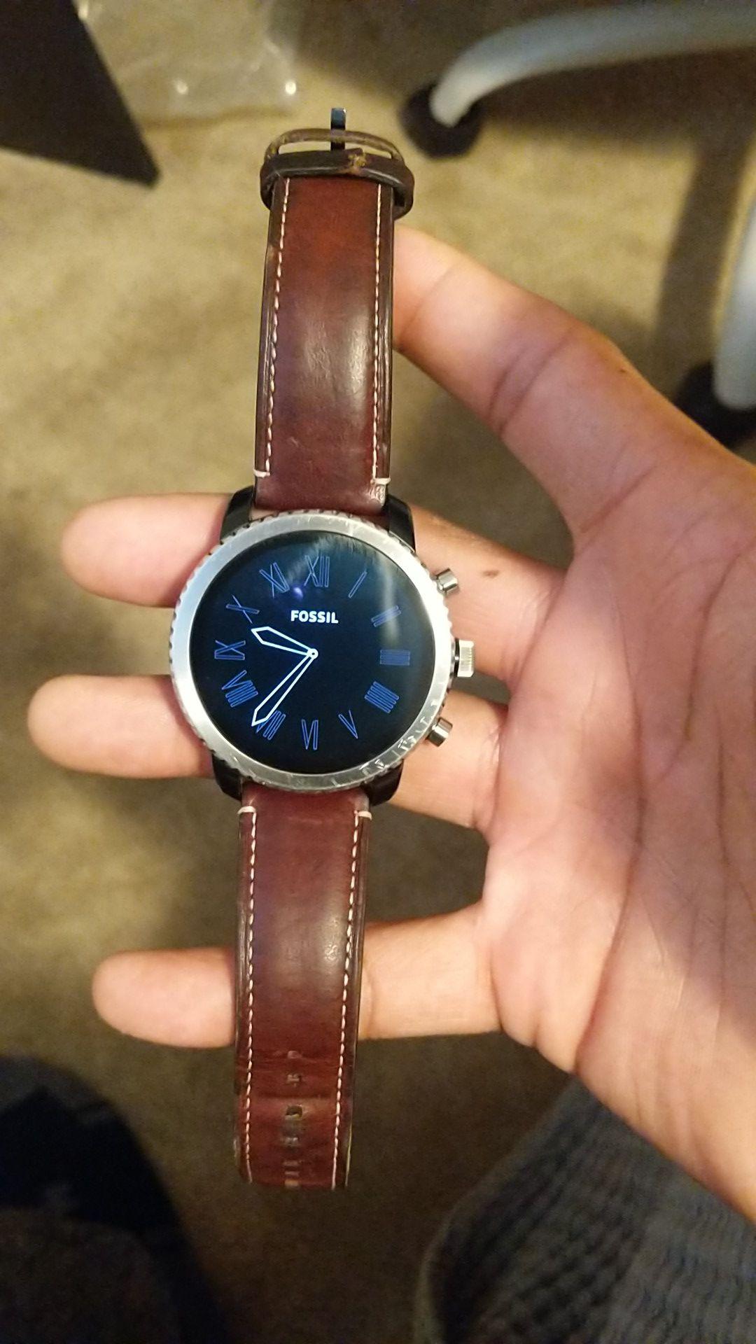Fossil Gen3 Smart Watch