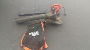 Black and decker leaf hog blower for Sale in Sterling, VA