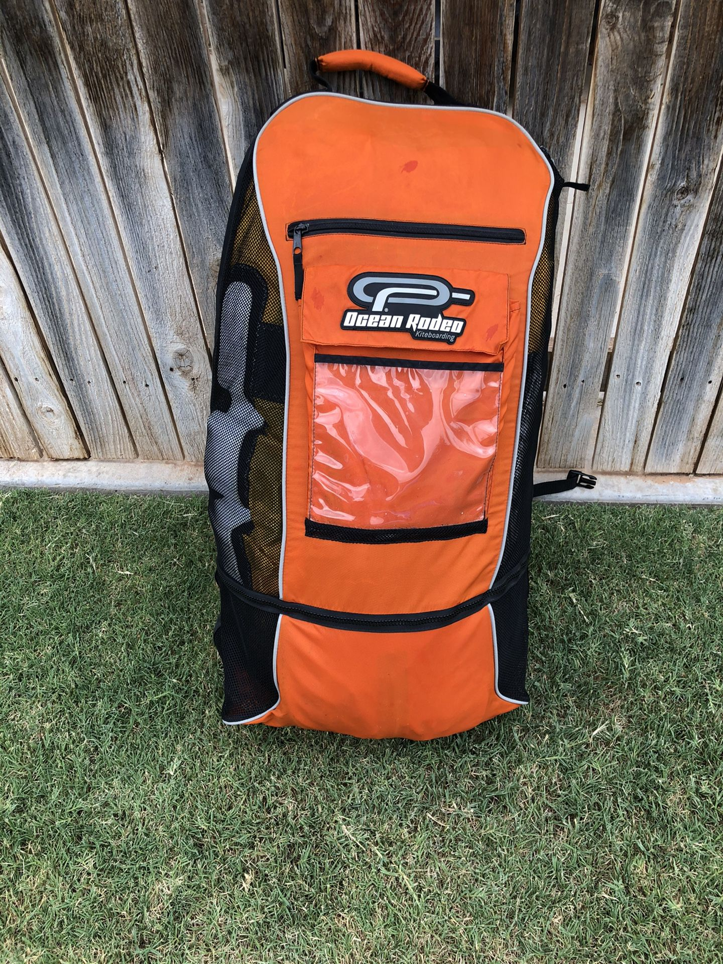 16.0 Ocean Rodeo Bronco Kiteboarding Kite and Accessories