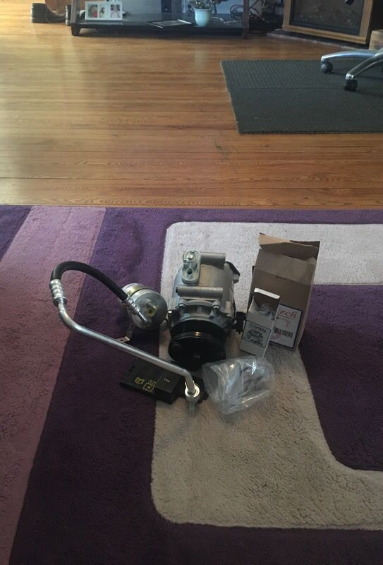 Air compressor kit for sale, for a 2006 freestyle SUV