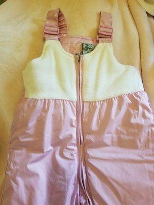 Brand new! Pink snow suit / overalls, 18M for Sale in Sterling, VA