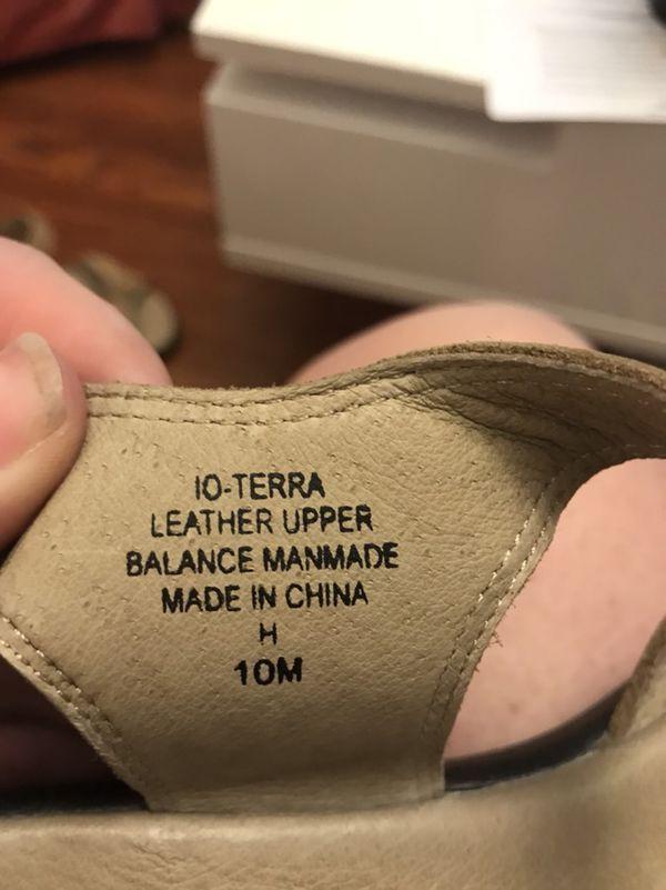 040e98a98ffb Easy Spirit Sandals Shoes 10 for Sale in Nashville