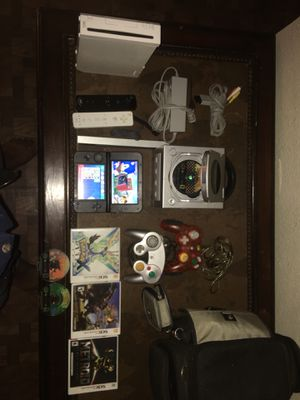 Nintendo 3DS XL, Wii and GameCube for sale for Sale in Houston, TX