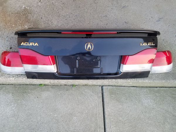 Acura ElHonda Domani Trunk Conversion For Honda Civic - Acura el trunk