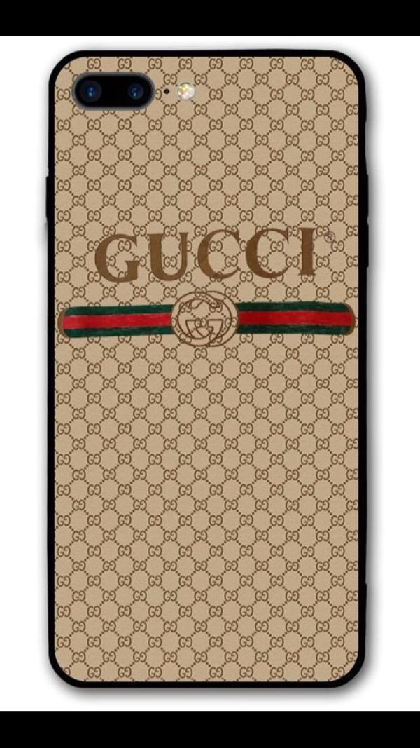 detailing 5b1bf f81cc Gucci case for iPhone 8 Plus for Sale in Winter Haven, FL - OfferUp