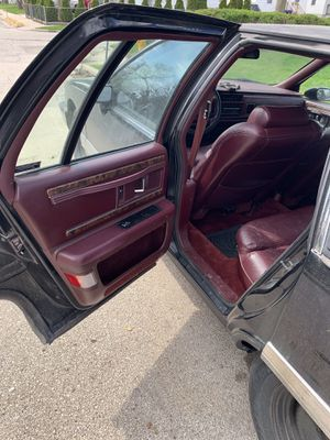 Photo 1994 Buick road master limited