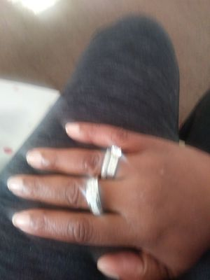 Wedding bands set mens & womens for Sale in Dallas, TX