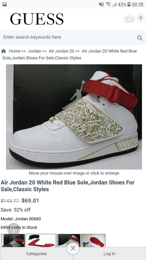 fda427c9770c Jordan 20 for Sale in Victorville