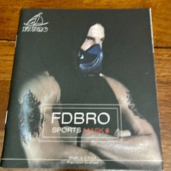 FDBRO Sports New Size Small Mask Thumbnail