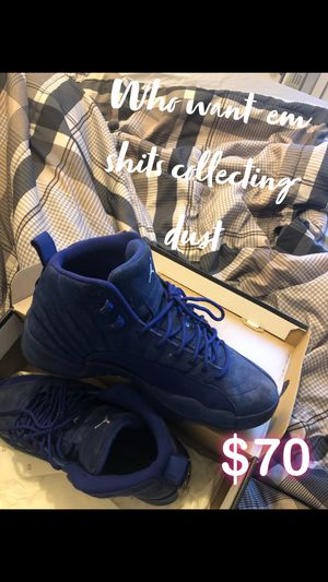Jordan 12s for Sale in Manassas, VA