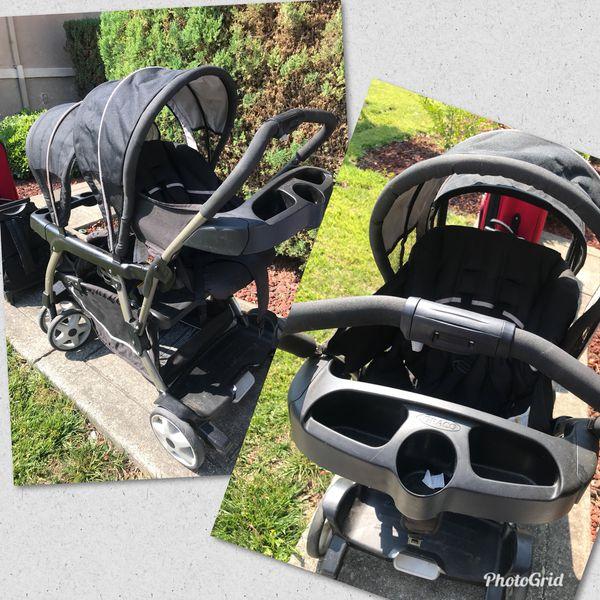 Graco Double Stroller For Sale In Hayward Ca Offerup