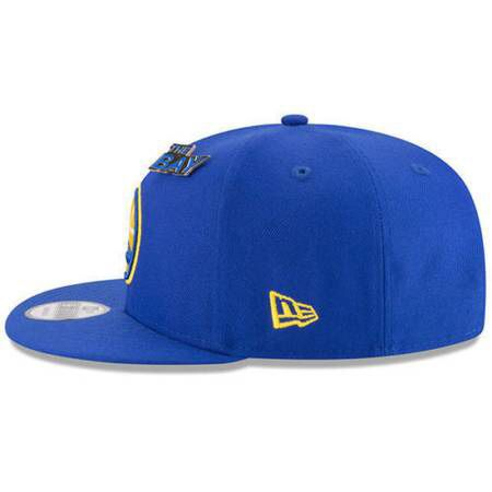 718f241bc Golden State Warriors New Era 9FIFTY 2018 NBA Draft Snapback Hat Cap / NEW