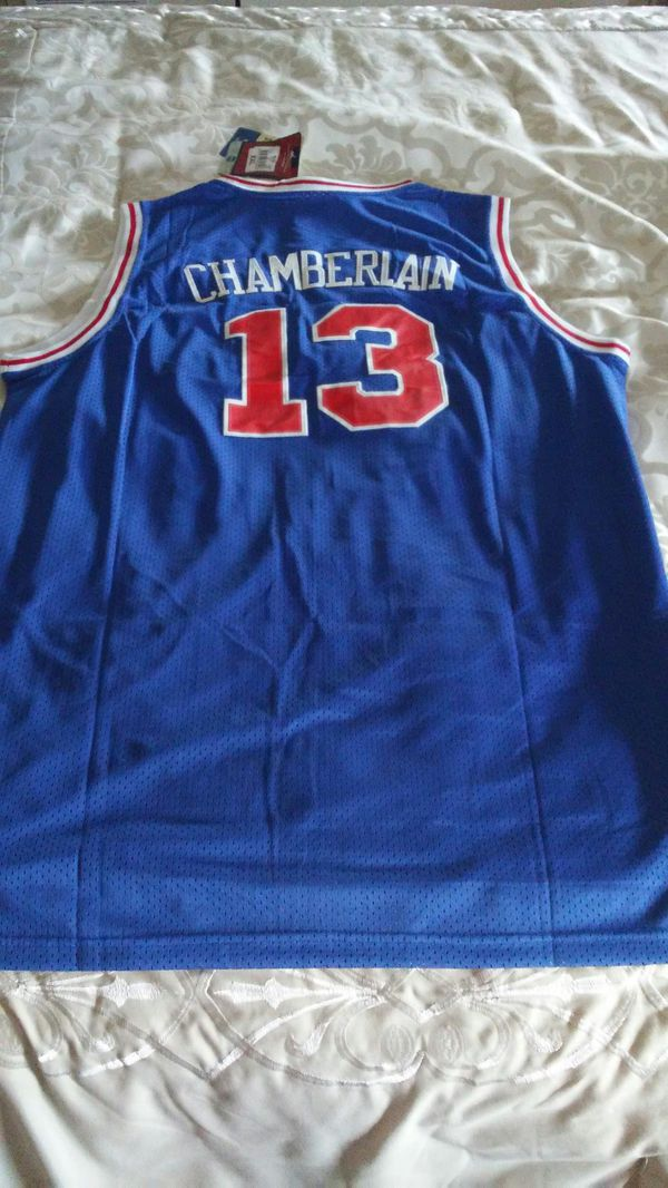 7f78ef053 Wilt Chamberlain Sixers Mens 2XL Jersey (Clothing   Shoes) in Bensalem