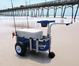 Brand new Reels on wheels Fishing cart for Sale in Melbourne, FL