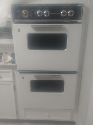 Vintage double wall oven for Sale in McLean, VA