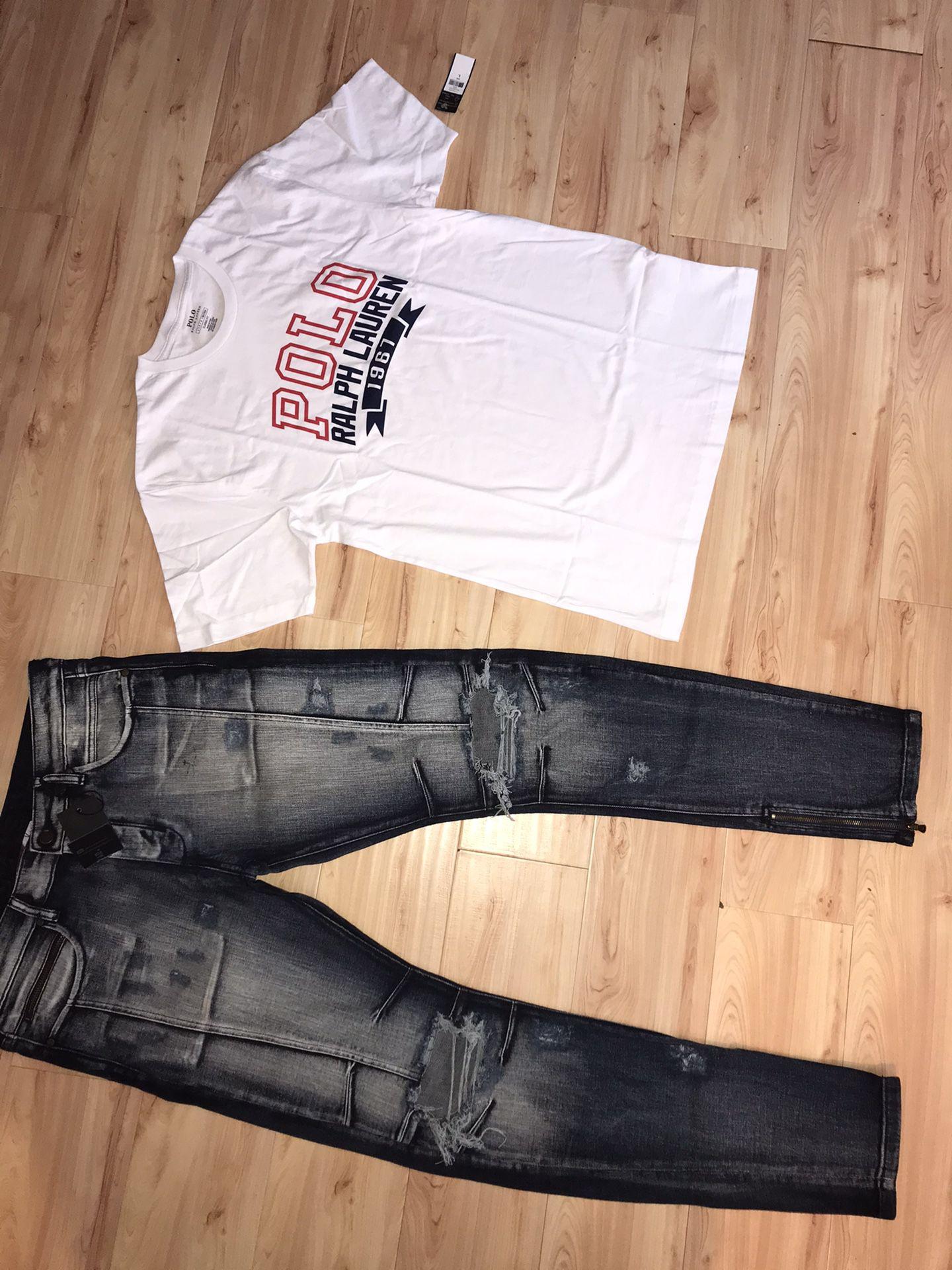 Brand new premium denim Rock Star Jeans