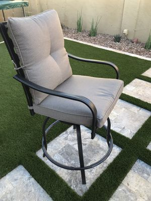 Surprise Az Patio Outdoor Bar Stool Set Of 4 New For In Scottsdale