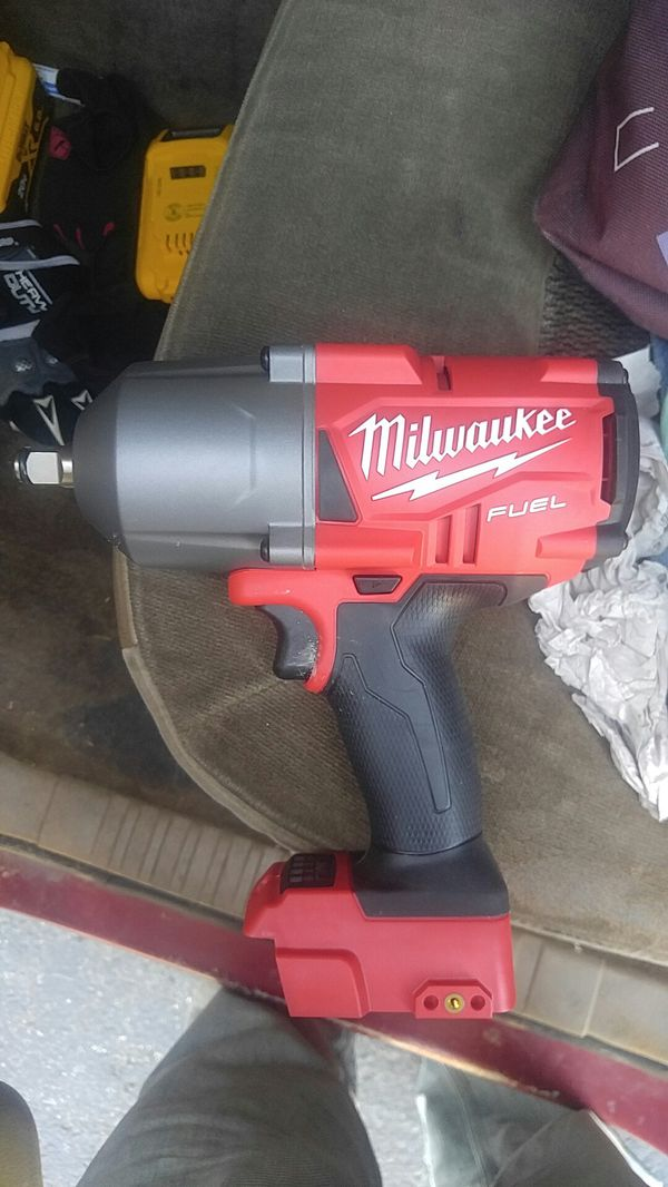 Milwaukee Fuel Half Inch Impact Wrench Tools Machinery In Visalia Ca Offerup