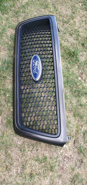 Photo Ford F150 Grill 04-08 Complete