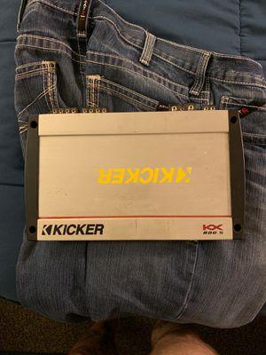 Photo Kicker 800/5 channel