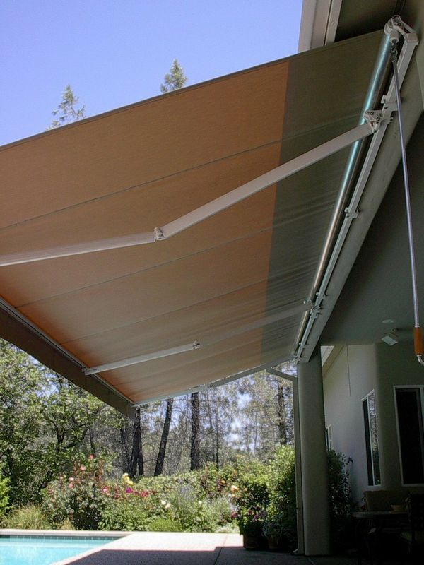 Sunsetter Manuel retractable awning 10x9 for Sale in ...