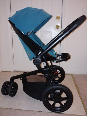 Quinny moodd stroller - green courage for Sale in Bristow, VA