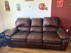 Phenomenal New And Used Leather Couch For Sale In Albuquerque Nm Offerup Dailytribune Chair Design For Home Dailytribuneorg
