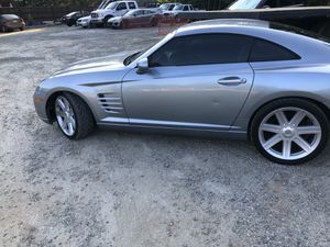 2004 Chrysler crossfire 142,000 for Sale in Apex, NC