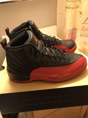 Air Jordan 12 (Flu Game) Size 9 for Sale in Alexandria, VA