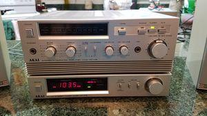 Vintage (1981-82) AKAI stereo system for Sale in Manassas, VA