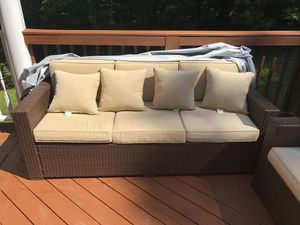 Outdoor Sofa for Sale in undefined
