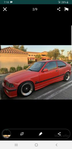 1995 BMW 3 Series Thumbnail
