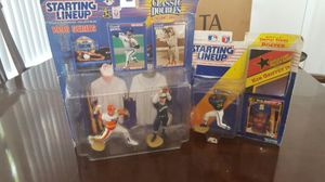 Starting lineup action figures for Sale in Scottsdale, AZ