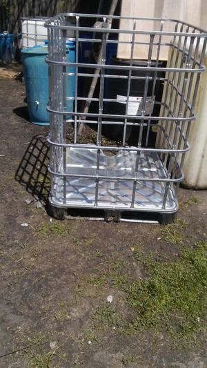 5673ec3a61f2 Metal container cages for sale for Sale in Detroit