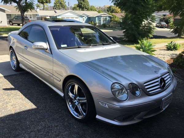 Mercedes Benz Cl55 Amg For Sale In La Mirada Ca Offerup