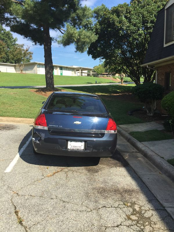 07 Chevy Impala For Sale In Greensboro Nc Offerup