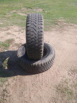 2 265/70/r17 Hancook tires for sale  Collinsville, OK