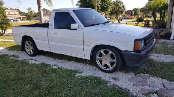 86 Mazda B2200 for Sale in Kissimmee, FL - OfferUp
